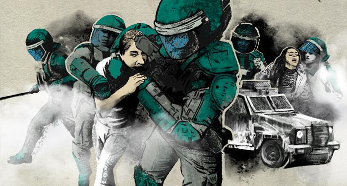 Estallido social: quiénes son las víctimas de la violencia institucional